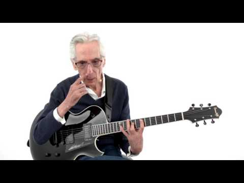 Pat Martino Guitar Lesson: A Compositional Journey: 1 - The Nature of Guitar