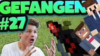 MEGA OP WAFFE gegen den Enderdrachen | Minecraft Gefangen #27 | Logo & Felix