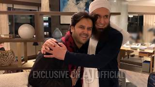 "Indian Singer ""Javed Ali"" meets Maulana Tariq Jameel"
