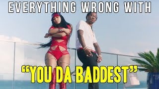 Everything Wrong With Future -