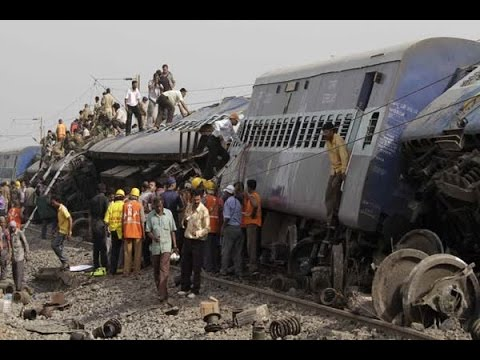 5 Major Train Accidents In India In The Last 6 Years