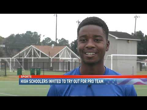 Xxx Mp4 4 Mobile High School Soccer Players Get Chance To Go Pro NBC 15 News WPMI 3gp Sex