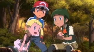 Pokemon Season 20   XY & Z  Ep 01