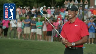 Tiger Woods' winning highlights from the 2018 TOUR Championship
