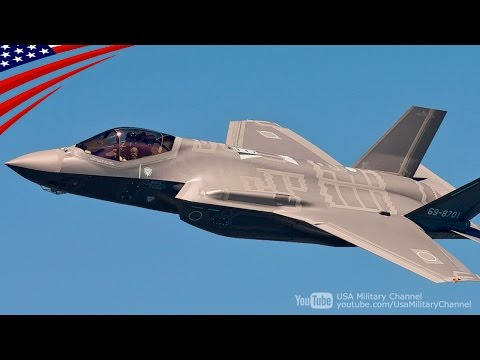 watch 航空自衛隊F-35戦闘機・初号機の初飛行映像 - Maiden Flight for First Japanese F-35 Fighter