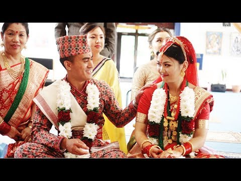 Xxx Mp4 Anish Weds Renu Nepali Wedding Highlights UK 3gp Sex