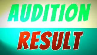 1st Studio Auditions
