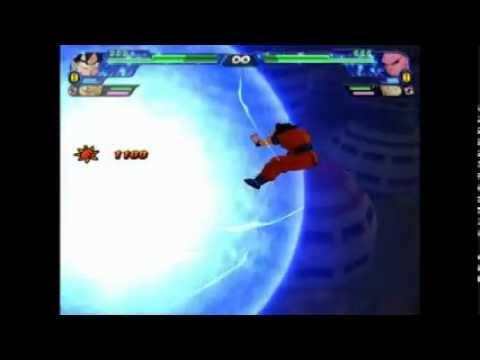 Copilacion de Choques de Poderes de Dragon Ball Z Budokai Tenkaichi 3