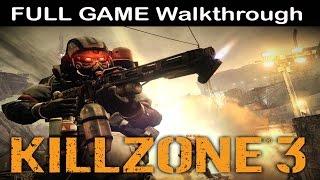 KILLZONE 3 Full Game Walkthrough - No Commentary