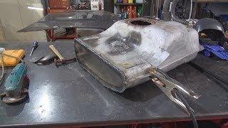 180SX S13 Factory Fuel Tank Mod