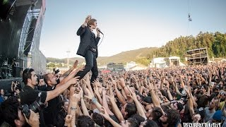 Refused - Live at Resurrection Fest 2015 (Viveiro, Spain) [Full show]