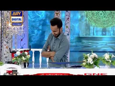 Xxx Mp4 Waseem Badami A Girl Funny Speech On Waseem Badami Son And His Surprise Marrage 3gp Sex