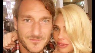 La storia d'amore tra Francesco Totti e Ilary Blasi - L'Arena 18/06/2017