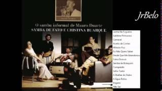 Cristina Buarque Cd Completo Mauro Duarte - JrBelo