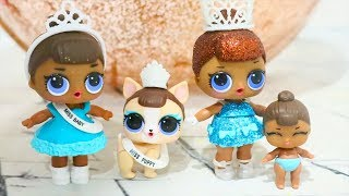 LOL Pets Balls ! Toys and Dolls Fun with Animals that Look Like L.O.L Dolls & Color Change