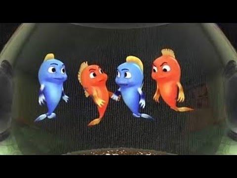 Fish World Compilton. 23 #FishWorld Funy- Animls- Carton-