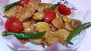 Potato Crackers - Bangkok Street Food