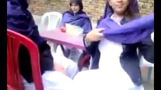 girls in heara mandi school