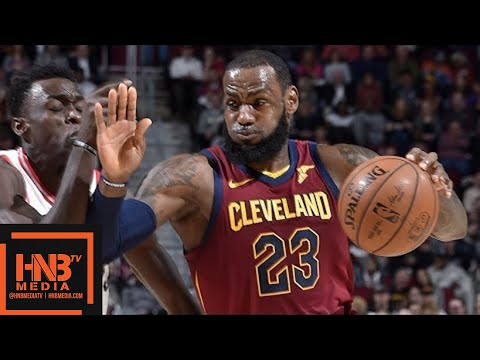 Cleveland Cavaliers vs Toronto Raptors Full Game Highlights March 21 2017 18 NBA Season