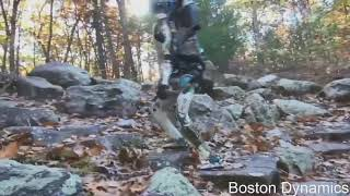 Check out exclusive footage of Boston Dynamics' Atlas robot