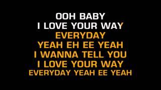 Big Mountain - Baby, I Love Your Way (Karaoke)