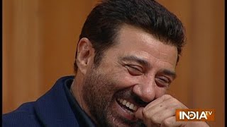 Angry Sunny Deol Tore His Jeans on the Set of 'Darr' Movie | Aap Ki Adalat