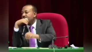 Prime minster Dr.Abey Ahmed speech about legetafo