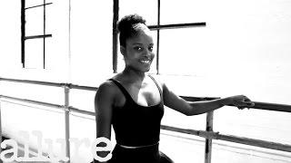 One Inspiring Ballerina's Solution to a Major Challenge for Dancers of Color   Allure