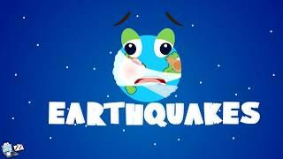 Earthquake with Explanation - Earthquake Animation - How Earthquakes Happen