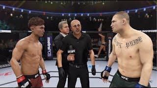 UFC 최두호 vs 케인 벨라스케즈