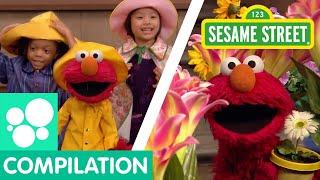 Sesame Street: Spring Songs Compilation | Elmo