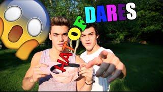 HAT OF DARES!! // Dolan Twins