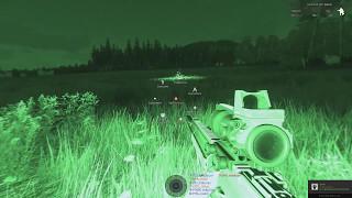 Night time Airport Raid Op (RAEF ARMA 3 milsim)
