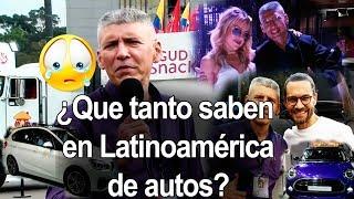 ¿Que tanto saben de autos? Salón Internacional Del Automóvil Bogota 2018 Colombia Youtucars.