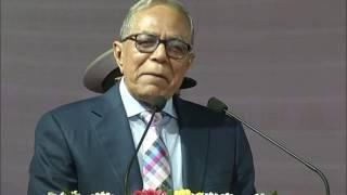 funny speech by president  রাষ্ট্রপতি আব্দুল হামিদের আরেকটি রসে ভরা বক্তব্য