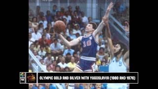 Zoran SLAVNIC - FIBA Hall of Famer 2013 Class