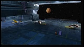 Moldy Gameplay: Star Wars Rogue Squadron Trilogy: All Craft Launches & Descriptions