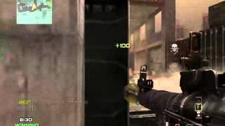 BN da supa mark - MW3 Game Clip