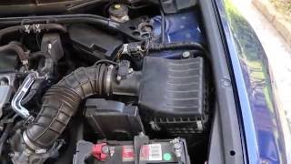 DIY Replace Acura TSX Engine Air Filter & Cabin Air Filter (2009- 2014)