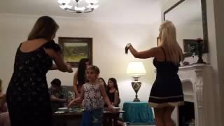 کلیپ لورفته رقص