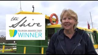 ACROSS THE HACKING - Cronulla to Bundeena & National Park Ferry Cruises