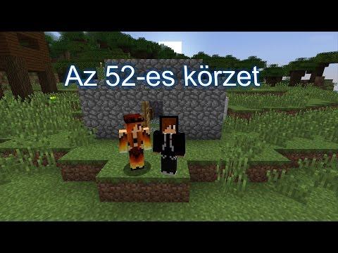 Magyar minecraft film Az 52 es szektor