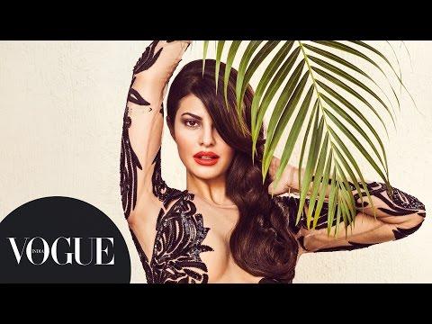 Xxx Mp4 Jacqueline Fernandez A Star Is Born Photoshoot Behind The Scenes VOGUE India 3gp Sex