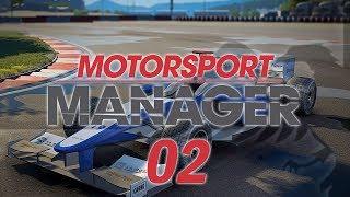 Motorsport Manager #02 BLACK SEA Custom Team - MOTORSPORT MANAGER Let