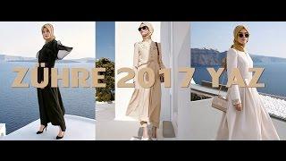 Zühre Pardesü Kap Ferace Trençkot Tunik Modelleri 2017 İlkbahar Yaz