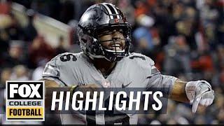 Penn State vs Ohio State   Highlights   FOX COLLEGE FOOTBALL
