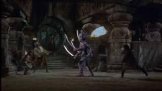 The Golden Voyage of Sinbad (1974) - Battle with Kali