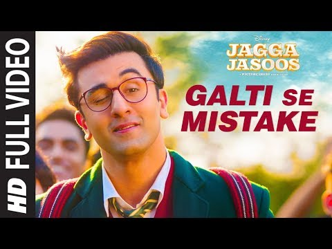 Xxx Mp4 Jagga Jasoos Galti Se Mistake Full Video Song Ranbir Katrina Pritam Arijit Amit Amitabh B 3gp Sex