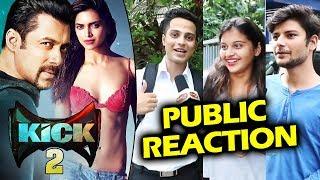 Salman Khan & Deepika Padukone In KICK 2   Public Super Excited For The Jodi