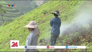 ÁM ẢNH NHỮNG BỂ THUỐC ĐỘC GIỮA LƯNG TRỜI  - Tin Tức  VTV24